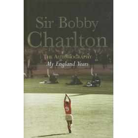 THE AUTOBIOGRAPHY - MY ENGLAND YEARS (MULTI SIGNED)