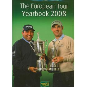 THE EUROPEAN TOUR YEARBOOK 2008