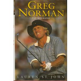 GREG NORMAN: THE BIOGRAPHY