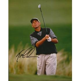 TOM LEHMAN SIGNED PHOTOGRAPH