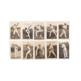 FAMOUS CRICKETERS 1922 (BOY