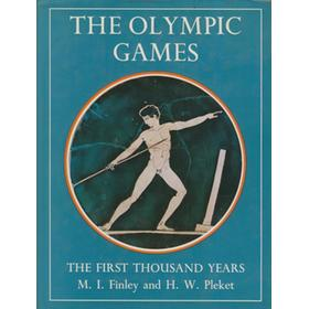 THE OLYMPIC GAMES - THE FIRST THOUSAND YEARS