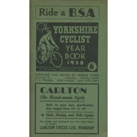 THE YORKSHIRE CYCLIST YEAR BOOK 1938