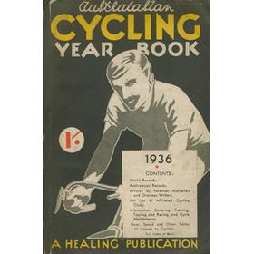 THE 1936 AUSTRALASIAN CYCLING YEAR BOOK
