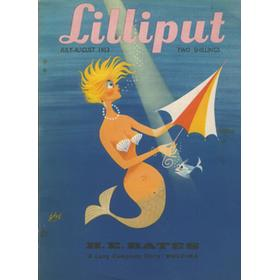 LILLIPUT MAGAZINE 1953