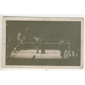 HENRY HALL BOXING PHOTOGRAPH