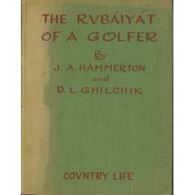 THE RUBAIYAT OF A GOLFER