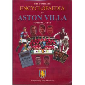 THE COMPLETE ENCYCLOPAEDIA OF ASTON VILLA FOOTBALL CLUB