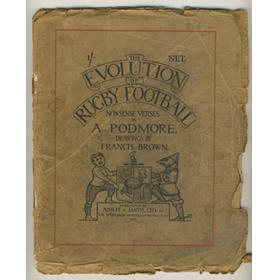 THE EVOLUTION OF RUGBY FOOTBALL - NONSENSE VERSES