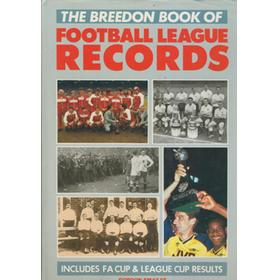 THE BREEDON BOOK OF FOOTBALL LEAGUE RECORDS