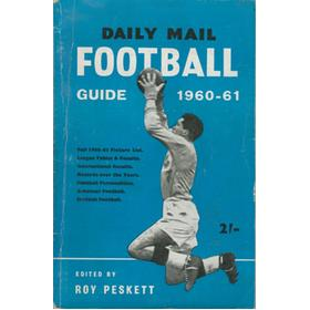 DAILY MAIL FOOTBALL GUIDE 1960-61