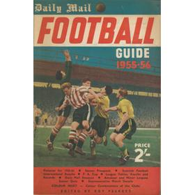 DAILY MAIL FOOTBALL GUIDE 1955-56