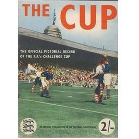 THE CUP: THE OFFICIAL PICTORIAL RECORD OF THE F.A. CHALLENGE CUP