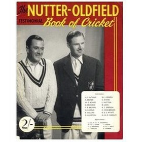 BERT NUTTER & BUDDY OLDFIELD (NORTHAMPTONSHIRE)