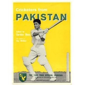 CRICKETERS FROM PAKISTAN: THE 1962 TOUR OFFICIAL SOUVENIR