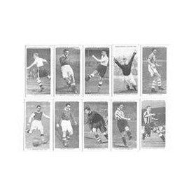 ASSOCIATION FOOTBALLERS 1939 (2ND SERIES) CIGARETTE CARDS