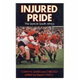INJURED PRIDE - THE LIONS IN SOUTH AFRICA