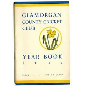 GLAMORGAN COUNTY CRICKET CLUB YEAR BOOK 1957