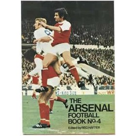 ARSENAL FOOTBALL BOOK NO.4