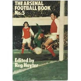 ARSENAL FOOTBALL BOOK NO.5