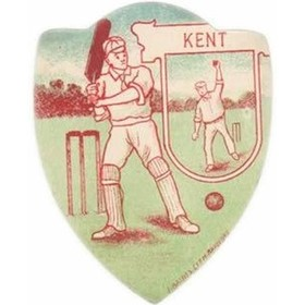 "BAINES ""KENT"" TRADE CARD"