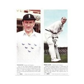CRICKETERS 1967 (CARR