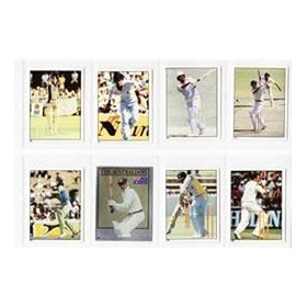 CRICKET STICKERS 1982 (SCANLEN)
