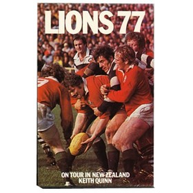LIONS 77: ON TOUR IN NEW ZEALAND