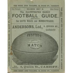 THE ILLUSTRATED HANDY FOOTBALL GUIDE (MORTIMER