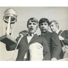 AC MILAN 1969 (INTERCONTINENTAL CUP WINNERS) FOOTBALL PHOTOGRAPH