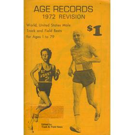 AGE RECORDS 1972 REVISION