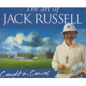 THE ART OF JACK RUSSELL - CAUGHT ON CANVAS