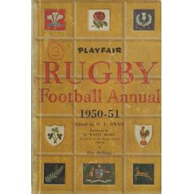 PLAYFAIR RUGBY FOOTBALL ANNUAL 1950-51