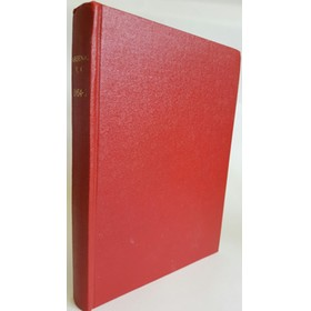 ARSENAL 1954-55 BOUND VOLUME OF HOME PROGRAMMES