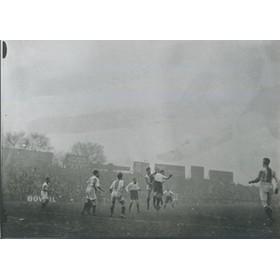 FULHAM 1922 FOOTBALL PRESS PHOTOGRAPH