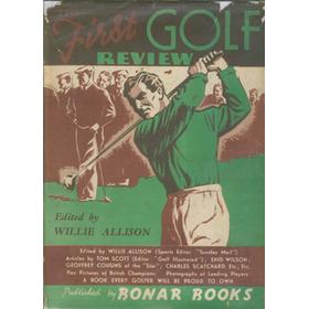 THE FIRST GOLF REVIEW