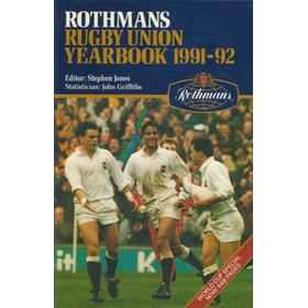 ROTHMANS RUGBY YEARBOOK 1991-92