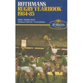 ROTHMANS RUGBY YEARBOOK 1984-85