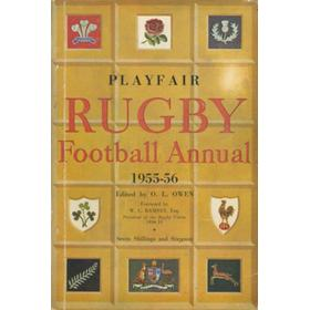 PLAYFAIR RUGBY FOOTBALL ANNUAL 1955-56