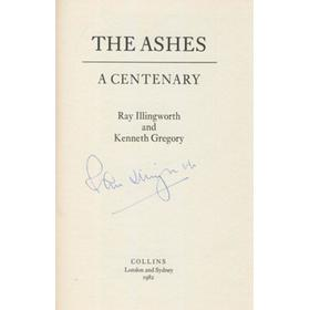 THE ASHES. A CENTENARY