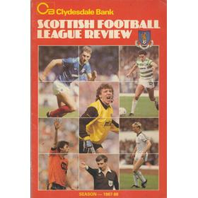 CLYDESDALE BANK SCOTTISH FOOTBALL LEAGUE REVIEW 1987-88