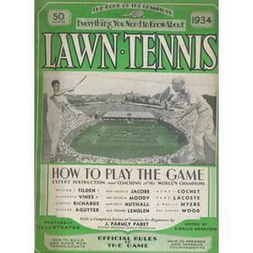 EVERYTHING YOU NEED TO KNOW ABOUT LAWN TENNIS - HOW TO PLAY THE GAME