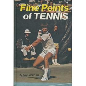 FINE POINTS ON TENNIS