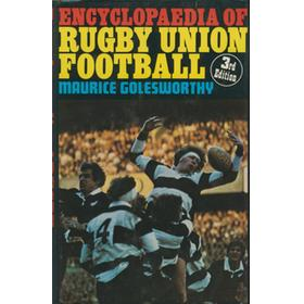 ENCYCLOPAEDIA OF RUGBY UNION FOOTBALL