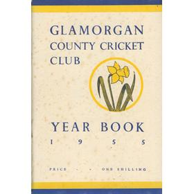 GLAMORGAN COUNTY CRICKET CLUB YEAR BOOK 1955