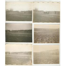 CARDIFF ARMS PARK C.1910 -  RUGBY SNAPSHOTS