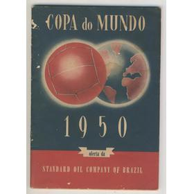 COPA DO MUNDO 1950 - WORLD CUP BROCHURE