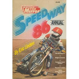 THE MIRROR SPEEDWAY ANNUAL 1986