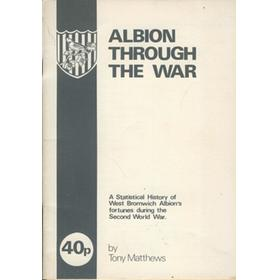 ALBION THROUGH THE WAR