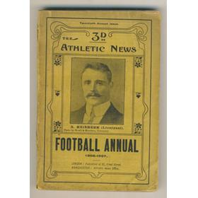 ATHLETIC NEWS FOOTBALL ANNUAL 1906-1907